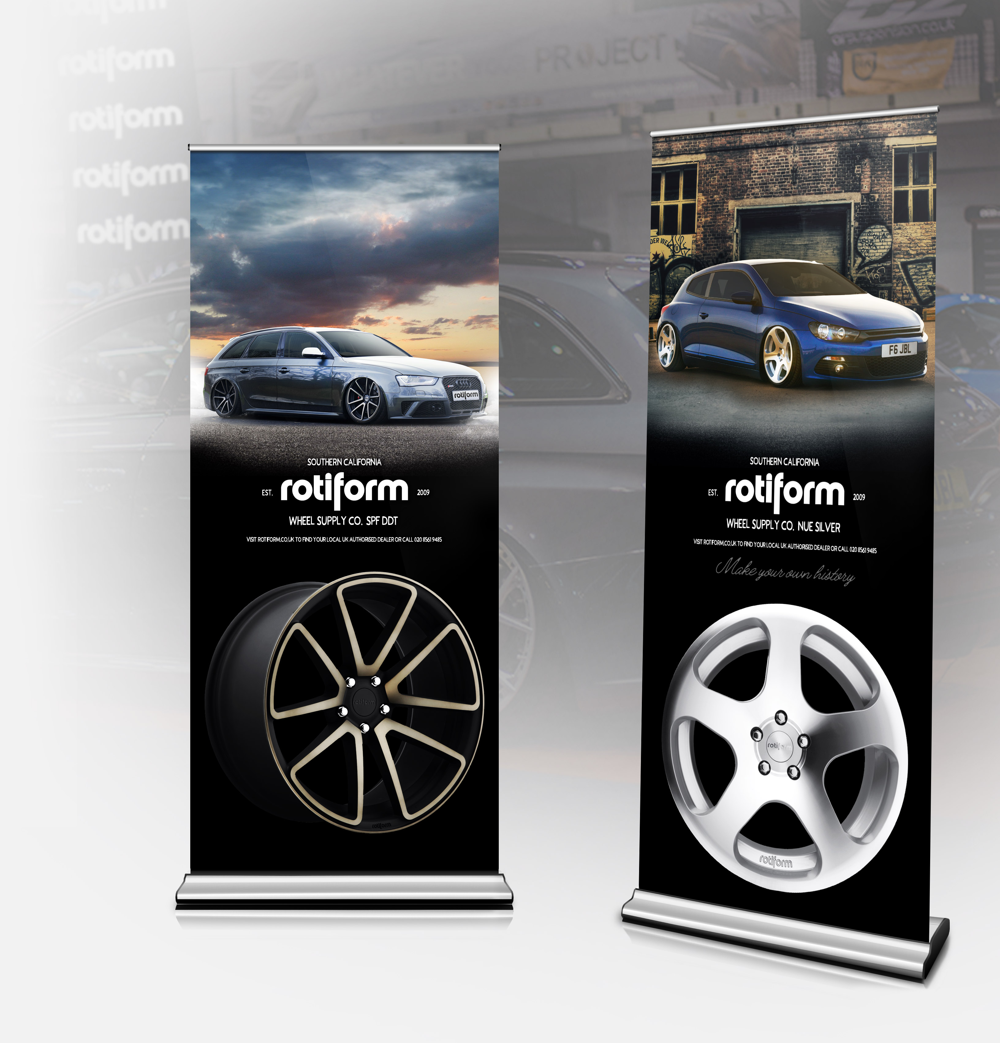 event promotional materials