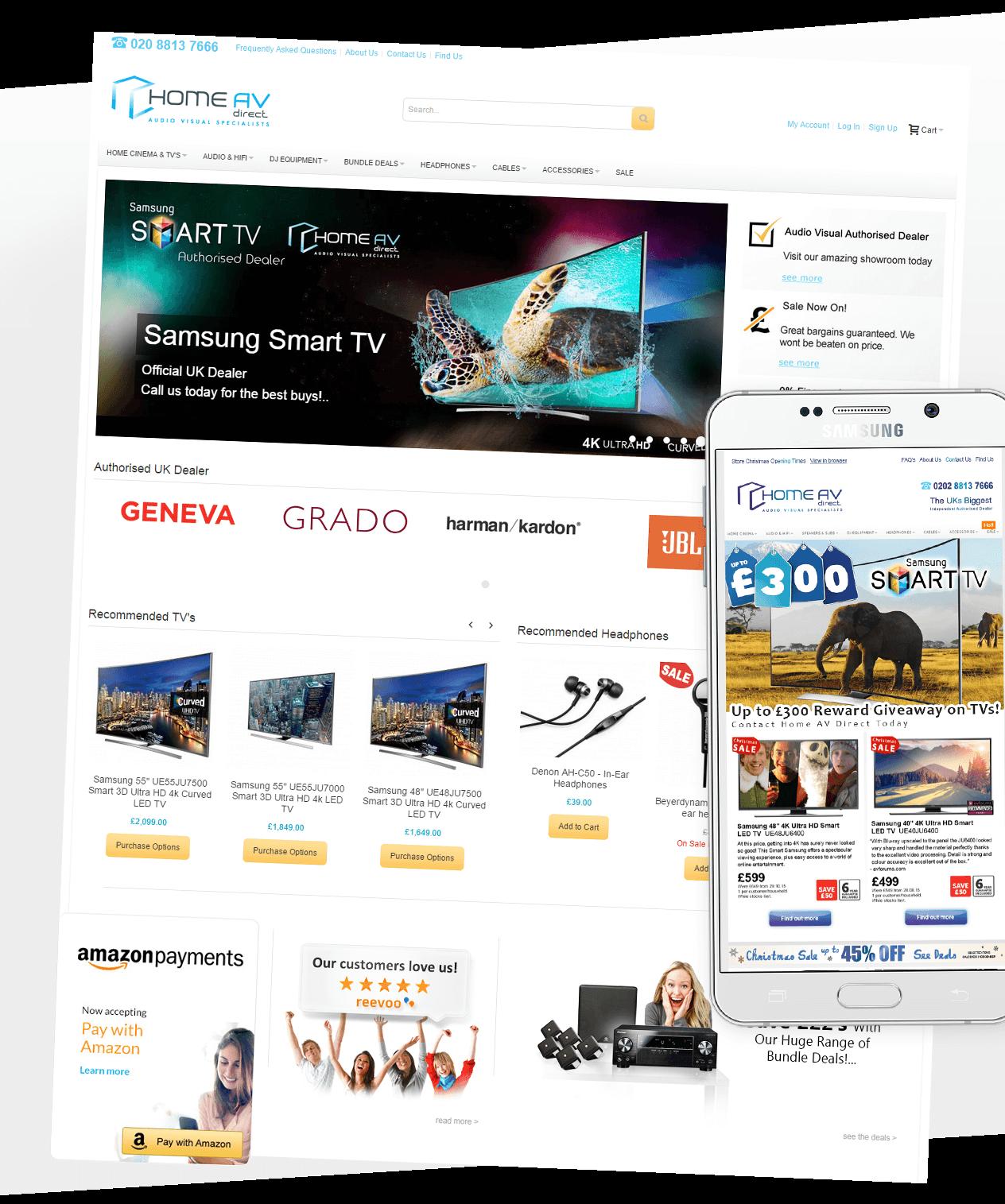 e-commerce-website-design